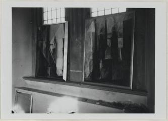 """Lyonel Feininger """"Atelier des Künstlers"""", 1929-1931, Silbergelatine ©VG Bild-Kunst, Bonn 2016 Foto: Stiftung Dome und Schlösser in Sachsen-Anhalt"""