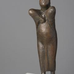 Gerhard Marcks (1889 - 1981), Kleine Rasende, 1944, Bronze ©VG Bild-Kunst, Bonn 2016 Foto: Wieland Krause