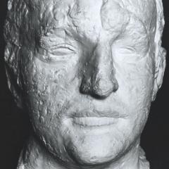 Gerhard Marcks (1889 - 1981), Porträt Charles Crodel, 1927, Gipsabformung der Bronze ©VG Bild-Kunst, Bonn 2016 Foto: S. Schütze