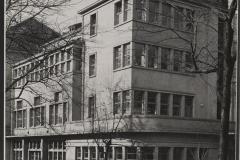Hans Finsler (1891 - 1972), Burse zur Tulpe, 1927 – 1932, Silbergelatine © Nachlass Hans Finsler Foto: Stiftung Dome und Schlösser in Sachsen-Anhalt