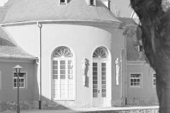 Hans Finsler (1891 - 1972), Wittekind und Baum, 1927 – 1932, Silbergelatine© Nachlass Hans Finsler Foto: Stiftung Dome und Schlösser in Sachsen-Anhalt