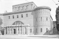 Hans Finsler (1891 - 1972), Museum für Vorgeschichte II, 1927 – 1932, Silbergelatine © Nachlass Hans Finsler Foto: Stiftung Dome und Schlösser in Sachsen-Anhalt