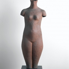 Gustav Weidanz (1889 - 1970), Weiblicher Torso, 1925, Terrakotta © Nachlass Gustav Weidanz Foto: Stiftung Dome und Schlösser, Kunstmuseum Moritzburg Halle (Saale)
