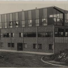 Heinrich Koch (1896 - 1934), Halle-Leipzig, Flughafenrestaurant/ Hans Wittwer, um 1930, Silbergelatine Foto: Stiftung Dome und Schlösser in Sachsen-Anhalt